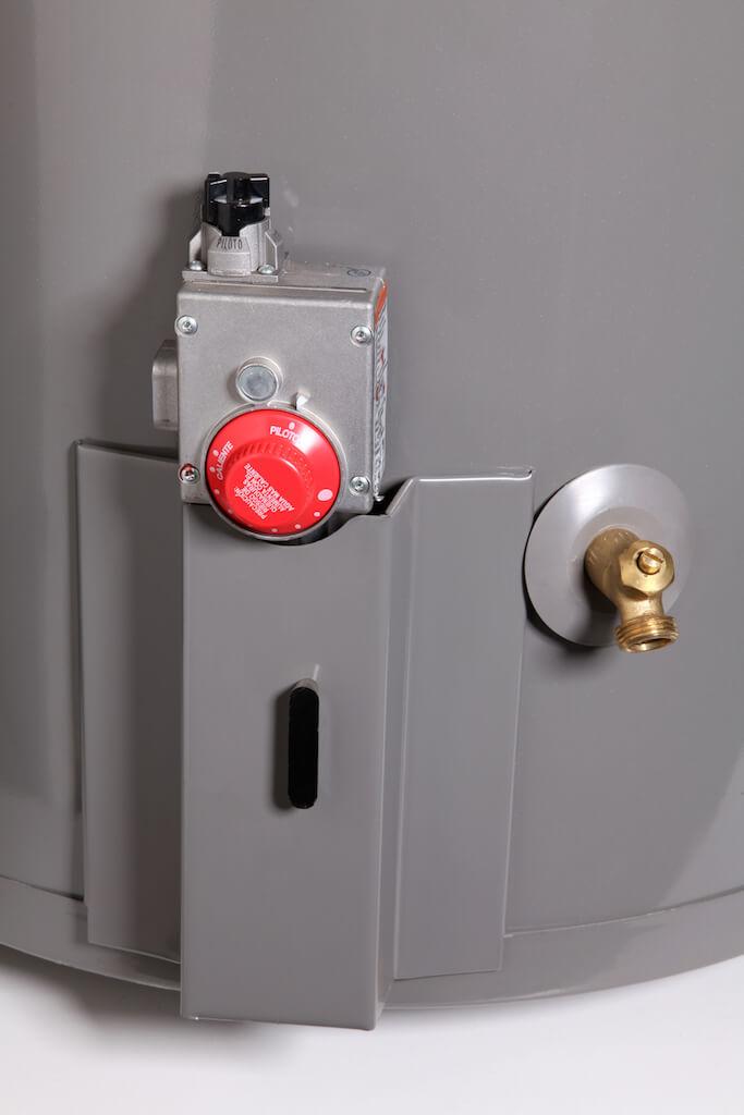 Rheem termo gas piso 285 litros norterchile - Termo gas natural ...